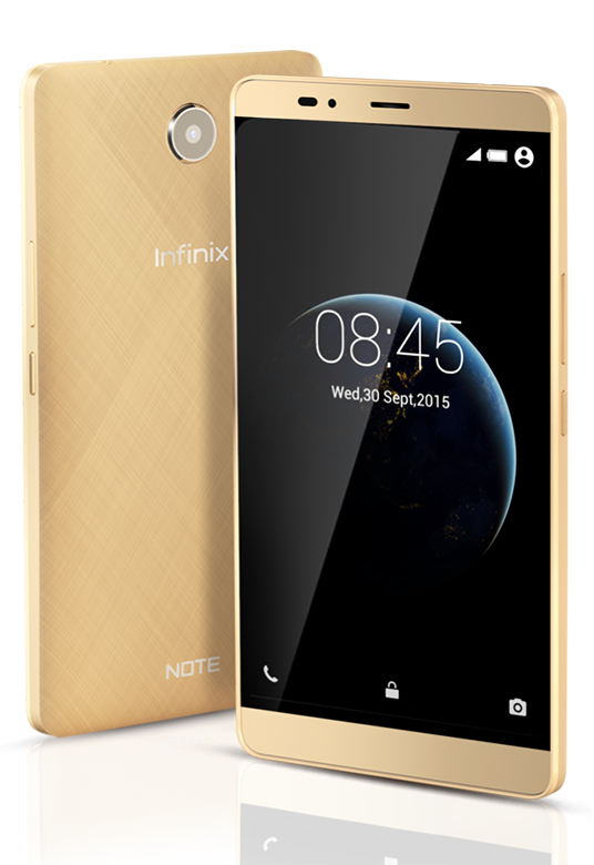 Infinix Note 2 review