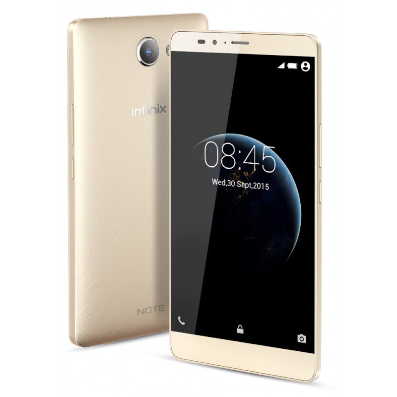 Infinix Note 2 silver